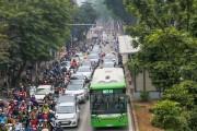 Hà Nội điều chỉnh 7 tuyến buýt trùng lộ trình với buýt nhanh BRT