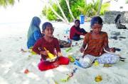 Đi tìm truyền thuyết Maldives