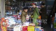 Quản lý thị trường Hải Phòng ra quân kiểm tra thị trường Tết Đinh Dậu