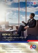 Trải nghiệm dịch vụ đẳng cấp – BIDV Premier