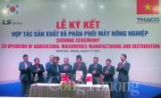 """Hợp tác sản xuất máy nông nghiệp """"made in Vietnam"""""""
