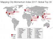 Hà Nội và TP. Hồ Chí Minh lọt vào Top 10 thành phố năng động thế giới
