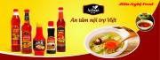 Hữu Nghị Food giới thiệu nhãn hàng Ashimi tại Hội chợ Xuân 2017