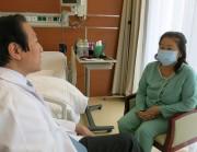 """""""Hy hữu"""" bệnh nhân Nhật được ghép thận lần thứ 3 tại Việt Nam"""
