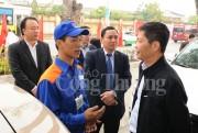 Bộ trưởng Trần Tuấn Anh thăm, chúc Tết Tập đoàn Xăng dầu và Tập đoàn Điện lực