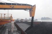 Công ty Kho vận và Cảng Cẩm phả: Tiêu thụ 3.700 tấn than ngày đầu năm 2018