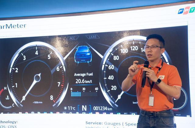 Chuyên gia công nghệ giới thiệu về xu hướng xe tự hành trên thế giới.