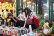 Hai năm đường sách TP Hồ Chí Minh đạt doanh thu gần 67 tỷ đồng