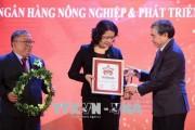 Công bố Top 500 doanh nghiệp lớn nhất Việt Nam năm 2017