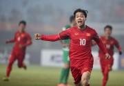 U23 Việt Nam: Phong độ cao hay đẳng cấp mới?