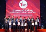 PV GAS được vinh danh trong Bảng xếp hạng VNR500 năm 2017
