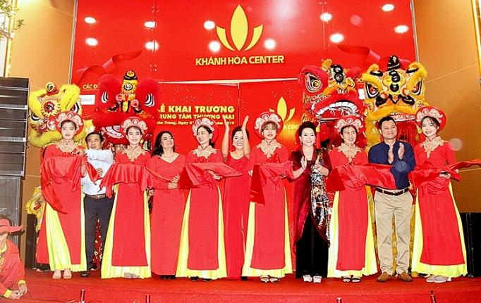 khanh hoa center co hoi cho cac san pham thuan viet