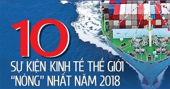 10 su kien kinh te the gioi nong nhat nam 2018