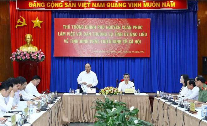 thu tuong ung ho bac lieu trien khai du an dien khi ty do
