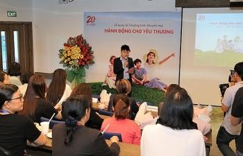 prudential trao giai thuong dot cuoi chuong trinh hanh dong cho yeu thuong