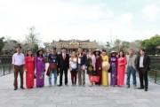 Gần 100.000 lượt khách du lịch đến Huế dịp Tết Nguyên đán