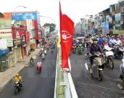 Xây cầu vượt giải quyết ùn tắc ở cửa ngõ Sân bay Tân Sơn Nhất
