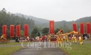 Nghệ An: Tưng bừng Lễ hội Đền Vua Mai