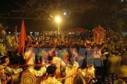 Linh thiêng Lễ khai ấn đền Trần Xuân Đinh Dậu 2017