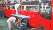 Thaco Bus hoạt động ổn định trở lại sau sự cố cháy lớn