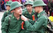 Thanh niên cả nước sẵn sàng cho ngày hội tòng quân