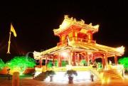 Từ ngày 22/4, Trung tâm bảo tồn di tích Cố đô Huế mở cửa tham quan 'Đại nội về đêm'