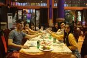 Thưởng thức các món ăn Á - Âu nổi tiếng nhất tại Indo Express