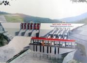 Tổ máy 1 - Thủy điện Trung Sơn chính thức hòa lưới điện quốc gia