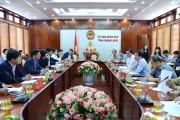 PVN làm việc với UBND tỉnh Quảng Ngãi