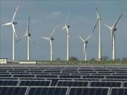 Năng lượng tái tạo giúp người Đức dư thừa điện