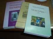 Hội chợ sách cũ về Văn Miếu - Quốc Tử Giám