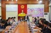 Quảng Ninh giới thiệu Lễ hội Hoa Anh Đào - Mai vàng Yên Tử 2017