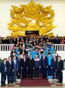 Góp phần viết nên trang sử mới cho bóng đá Việt Nam
