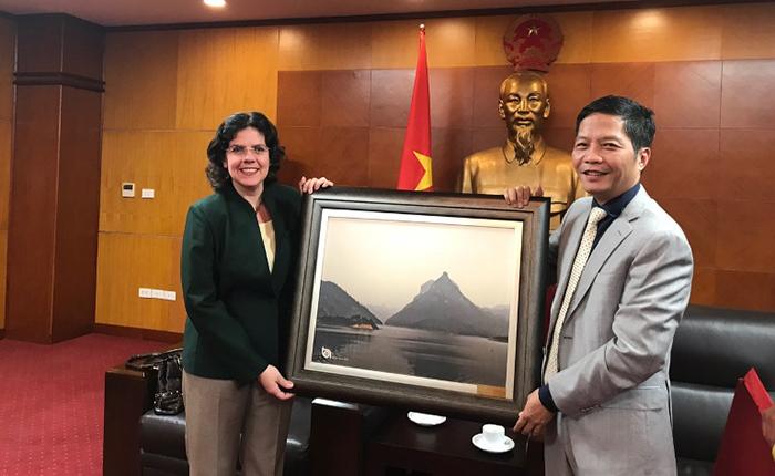 Thúc đẩy quan hệ kinh tế, thương mại Việt Nam- Cuba