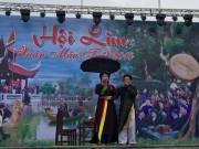 Khai Hội Lim- Đượm tình người Kinh Bắc