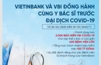 vietinbank va vbi dong hanh cung cac y bac sy truoc dai dich covid 19