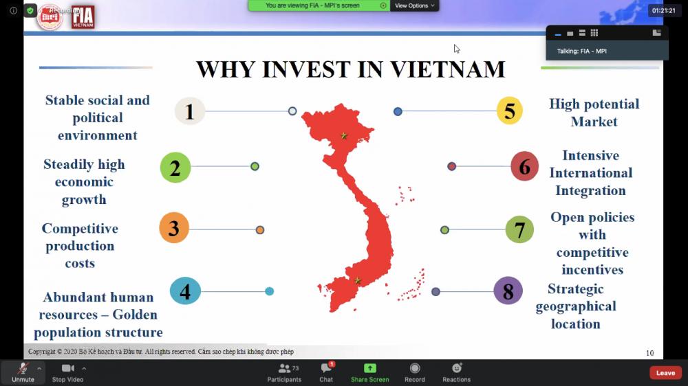 Việt Nam - Ấn Độ: Thúc đẩy hợp tác kinh doanh đầu tư giữa doanh nghiệp nhỏ và vừa