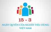 Lễ phát động Ngày Quyền của người tiêu dùng Việt Nam 2017
