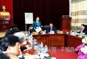 Chủ tịch Quốc hội yêu cầu phát triển rừng tại địa bàn có thủy điện Lai Châu