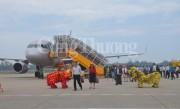 Dự kiến tháng 6/2017 sẽ mở đường bay Đồng Hới - Chiềng Mai