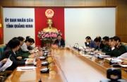Quảng Ninh ngăn chặn lợi dụng triển khai dự án đầu tư, để khai thác than