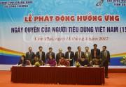 Quảng Ninh hưởng ứng Ngày quyền của người tiêu dùng Việt Nam