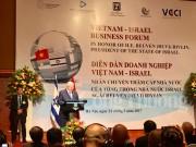cong vang thu hut cac doanh nghiep israel tham nhap thi truong viet nam