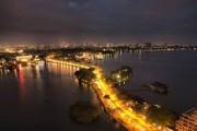 Hà Nội: Đường Thanh Niên thí điểm sử dụng đèn LED tiết kiệm điện
