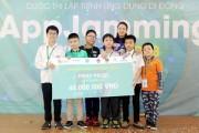 Xác định 4 đội tới Hong Kong dự thi lập trình ứng dụng di động