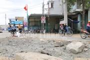 Dự án mở rộng tuyến đường ĐT 607: Bắt dân chờ đến bao giờ?!