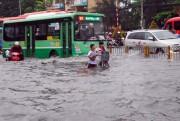 Ứng dụng chíp cảm biến giám sát cảnh báo ngập trên địa bàn TP Hồ Chí Minh
