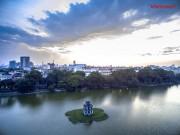 Hà Nội tổ chức lễ thắp đèn xanh tại Tháp Bút vào ngày Thánh Patrick