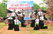 Đậm đà văn hóa dân tộc Thái