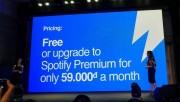 Spotify gia nhập thị trường Việt, giá 58 nghìn đồng/tháng